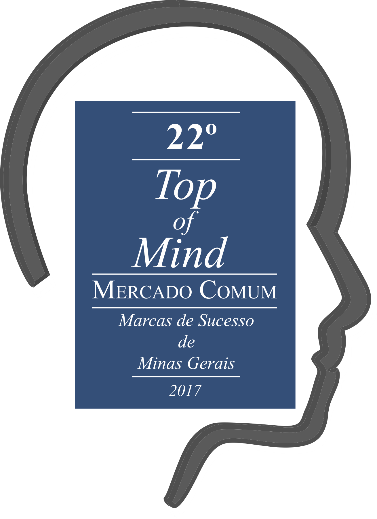 Selo Top of mind 2017