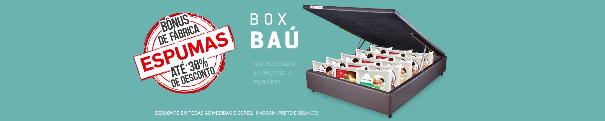 Bonus de Fabrica Box Bau